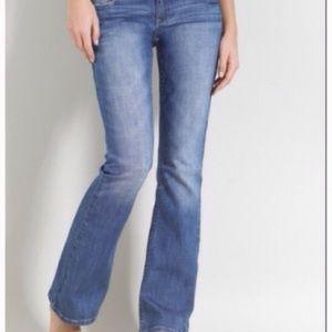 Size 1-2 S Skinny Flare Wide Legs Jeans